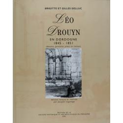 Léo Drouyn en Dordogne...
