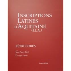 Inscriptions latines...