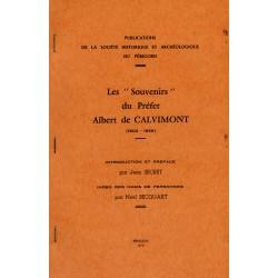 """Les """"Souvenirs"""" du préfet..."""